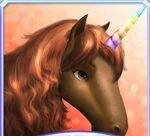 Sunlit UnicornT3 headshot