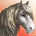 Horse -shire- Tier3 dapple gray