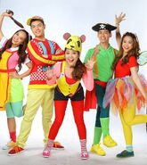 Hi-5 Philippines Season 2 cast