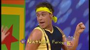 Nathan One Step Forward
