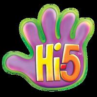 Hi-5 logo 2009