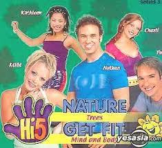 Hi-5 VCD Trees & Mind And Body