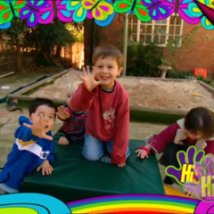 Frame For Children Series 8, Enjoying Week