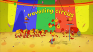 Opening Travelling Circus