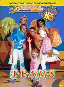 Hi-5 T.E.A.M. Episodes