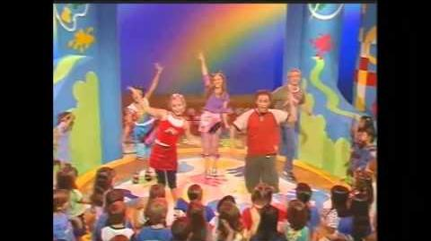 Hi-5 - Living In A Rainbow (Ending Version)