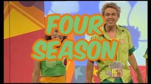 Four Seasons - Hi-5 - Season 11 Song of the Week
