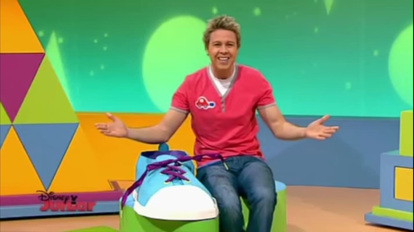 Hi-5 Series 13, Episode 14 (Achieving)