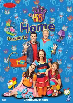 Hi-5 Come On In Episode