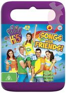 Songs With Friends dvd