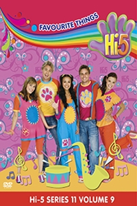 Hi-5 Favourite Teddy Bear Episodes