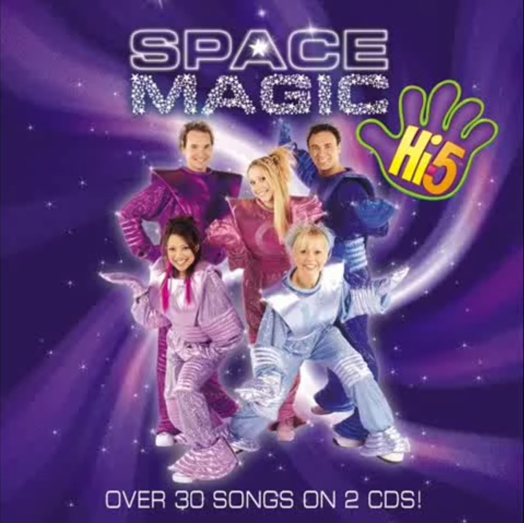 Hi-5 Space Magic