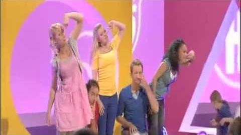 5 Senses Song from Hi5 UK