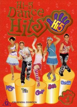 DVD Dance Hits Volume 1