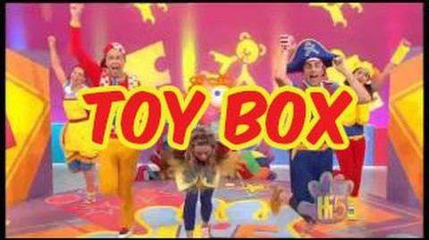 Toy Box - Hi-5 - Season 12 Song of the Week