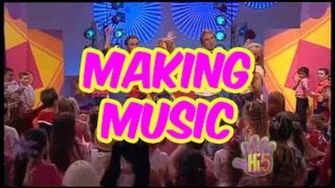 Making Music - Hi-5 - Season 7 Song of the Week