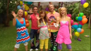 Hi-5 Party Street DVD Intro