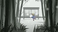 Hidamari Sketch Wikia - Season One (A Winter's Collage - 214)