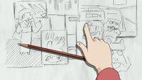 Hidamari Sketch Wikia - Season One (A Winter's Collage - 291)