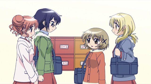 File:Hidamari Sketch Wikia - Season One (A Winter's Collage - 064).jpg