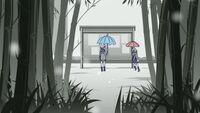 Hidamari Sketch Wikia - Season One (A Winter's Collage - 208)