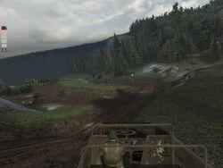M2 Half-Track (back seat 1)