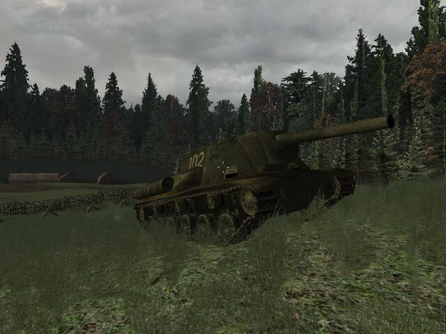File:ISU-152 (Sumava).jpg