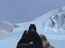 M1903A3 Springfield ironsights (Iceberg)