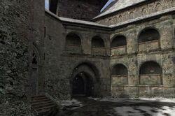 Adler Castle Gate