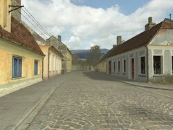 Western Street (Broumov 2)