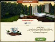 Freeitem Outdoor Bath-teaser