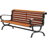 Marketplace Wooden Bench-icon