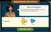 Quest Ring of Truth-Part Two 8-Rewards