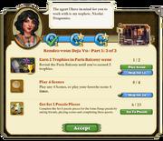 Quest Rendez-vous Deja Vu Part One 3-Tasks
