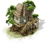 Freeitem Island Hut-preview