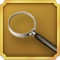 Quest Task Magnifying Glass-icon