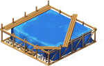 Freeitem Fishing Pond-construction
