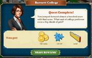 Quest Barnett College-Rewards