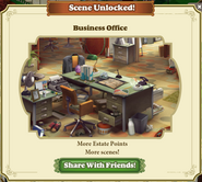 Scene Unlocked Business Office