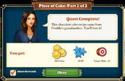 Quest Piece of Cake 1-Rewards