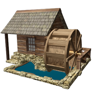 File:Freeitem Water Wheel-icon.png