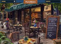 Scene Paris Bistro-Screenshot