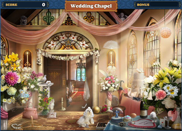 Scene Wedding Chapel-Screenshot