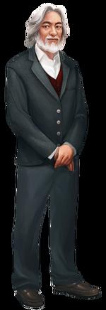 Character Walter Li