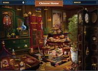 Scene Chinese Home-Map