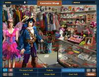 Scene Costume Shop-Map