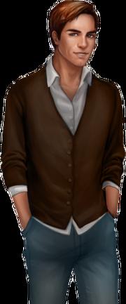 Character Jeremy Friendly