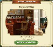 Scene Unlocked Curator's Office