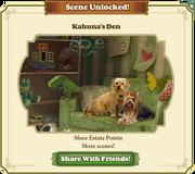 Scene Unlocked Kahuna's Den
