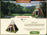 Freeitem Pyramid Icehouse -ad